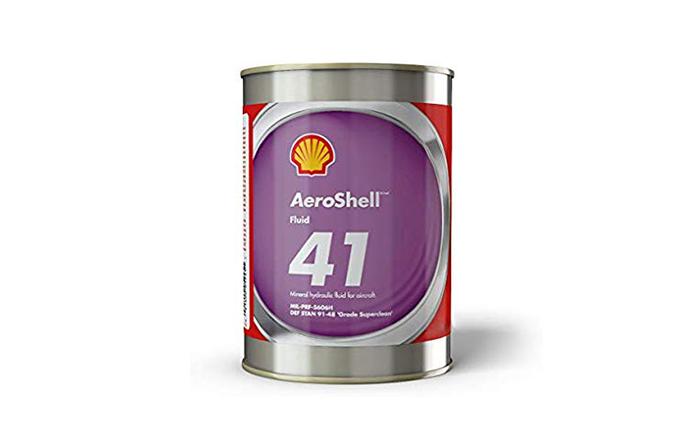 壳牌41号航空液压油(Aeroshell-Fluid-41)
