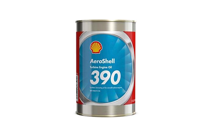 壳牌390涡轮机油